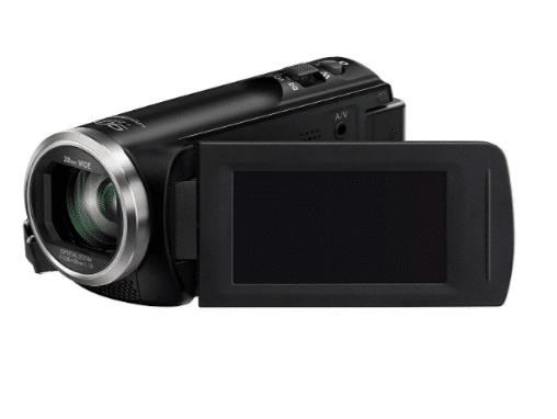 3. Panasonic Full HD Camcorder HC-V180K