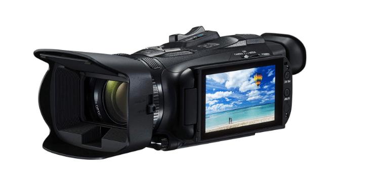 5. Canon VIXIA HF G40 Full HD Camcorder